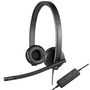 Logitech H570e Stereo USB Headset